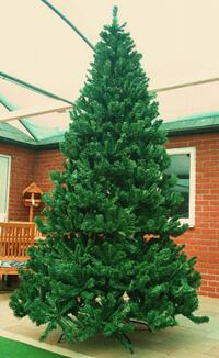 Large artificial Christmas tree  Midland, L4R 2B5