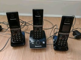 Panasonic KX-TG8051 cordless phones