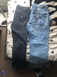 True religion and robin jeans Rancho Cordova, 95670