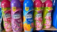 4 for $10 mix and match purex crystal fragrance booster