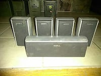 black Sony multimedia speakers Reno, 89503