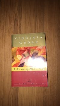 A Room of One's Own by Virginia Woolf Hartford, 06114