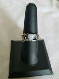 Brand New Silver Mom Ring Mosheim, 37818