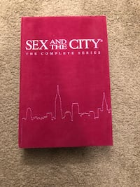 Sex and the City DVD complete series Arlington