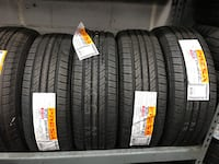 225/70R15 SET OF 4 TIRES ON SALE WE CARRY ALL BRAND AND SIZES  Lafayette, 94549