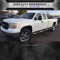 2012 GMC Sierra 2500HD Work Truck