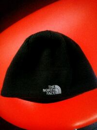 Bonnet en tricot The North Face noir