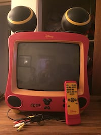 Mickey Mouse tv (Disney)- Works!! Wrightsville, 17368