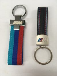 New BMW KEYCHAIN.