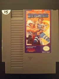 Nintendo NES Strider game Vaughan, L4L