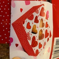 "Valentine Treat Boxes - 10 count (5.75""x5.75""x2"") Westminster, 92683"
