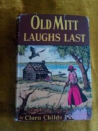 Old Mitt Laughs Last by Clara Childs book
