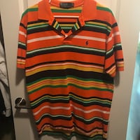 Ralph Lauren polo L  Charleston, 25302