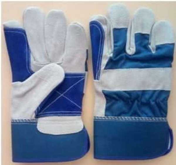Electrical Double palm Gloves ,pure, goat, grain, motorcycle, cotton