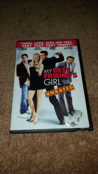 My Best Friend's Girl Unrated Frederick, 21703