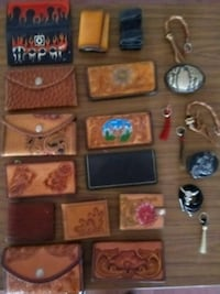 Handmade Leather Products Lubbock, 79423