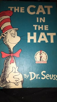 The Cat in the Hat by Dr. Seuss book Charleston, 25313