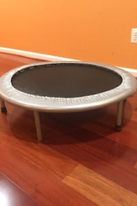 "Mini Trampoline with Diameter 36"" Ideal for small kids fun indoor  Broadlands, 20148"
