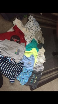 Baby's assorted clothes Kitchener, N2N