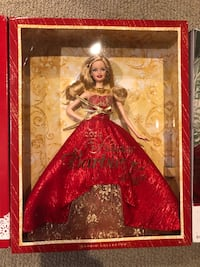 2014 Holiday Barbie Hamilton, L9C 7V2