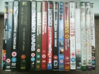 Collection of 35 dvds Southampton, SO15 1GJ