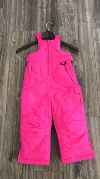 Pink snow pants bib Rockville, 20850
