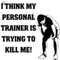 personal trainer/life coach
