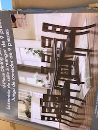 7 piece dining room sets - two styles Smith-Ennismore-Lakefield, K9J
