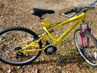 Boys 15 speed planet fitness by mountain bike Spartanburg, 29303