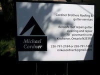 Roof repair Kitchener