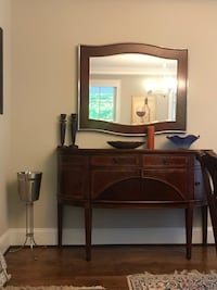 Wooden Large Dining Room Table with 8 Chairs and Banquet Table GREAT CONDITION** Rockville, 20852