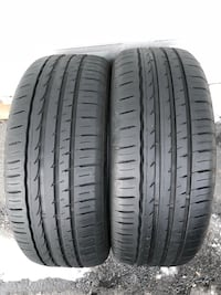 225 55 17 great shape good tread! Tires for sale  State College, 16801