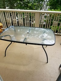 Brand new patio dining table Surrey, V4P 1H6