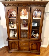 Antique China Cabinet Metairie, 70001