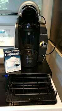 Tassimo Coffee Maker with pod tray and new filter Vancouver, V5Z 1T7