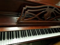 Weber piano upright with chair 웨스트우드, 02090