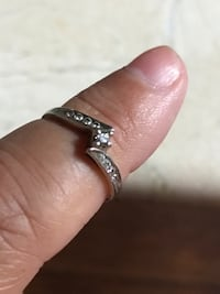 10k white gold and diamonds Barrie, L4N 7X8