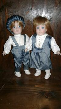 Porcelain Doll Set Statesboro, 30458