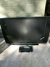 74in tv with dvd Todsy only  Huntsville, 35801