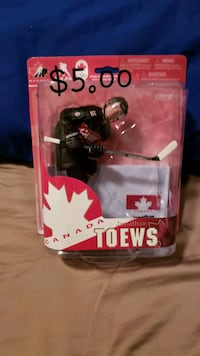 Hockey action figure pack Mississauga, L5L 5P8