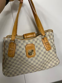 Purse leather look like real