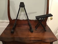 Guitar Stand & Foot support St Thomas, N5R 3M4