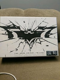 The Dark Knight Trilogy Ultimate Collector Edition Waldorf, 20602