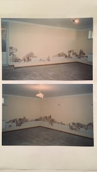 Work sample- plaster Bas-reliefs on the wall -3D