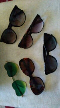 5 PAIR NEW LADIES SUNGLASSES Las Vegas, 89102