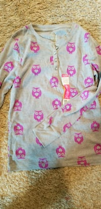 Long sleeve girls shirt size 6 Washington County, 97229