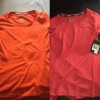 2 Nike Dri Fit Shirts Kitchener, N2C 2H8