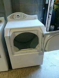 white front-load clothes washer Clarksburg, 20871