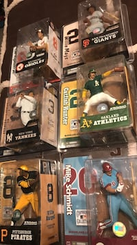 McFarlane Cooperstown collection