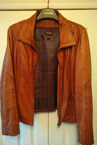Many danier and northbound leather items available.  null